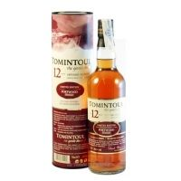 TOMINTOUL 12 años  Portwood Finish