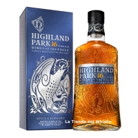 HIGHLAND PARK WINGS OF THE EAGLE 16 AÑOS